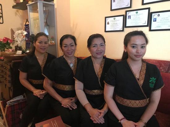 In mannheim thaimassage Thaimassage AMON